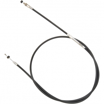 Barnett Clutch Cable, Oversize +6 Inch (152mm) in Black Finish For 2014-2018 Indian Scout Models (101-40-10005-06)