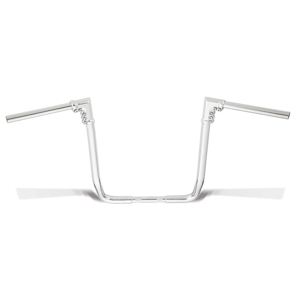 Arlen Ness 08-022 1-1//4in Chrome Low-Rider Custom Handlebar