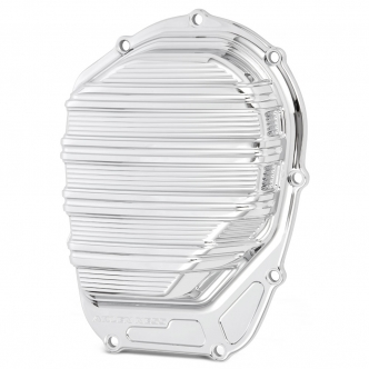 Arlen Ness 10-Gauge Cam Cover In Chrome Finish For Harley Davidson 2018-2020 Softail & 2017-2020 Touring & Trike Models (03-982)