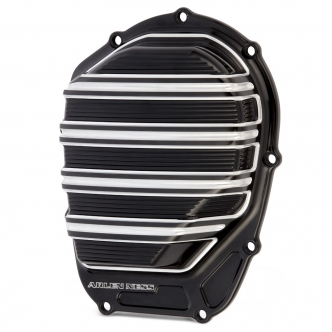 Arlen Ness 10-Gauge Cam Cover In Black Finish For Harley Davidson 2018-2020 Softail & 2017-2020 Touring & Trike Models (03-983)