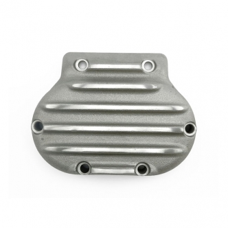 EMD Transmission END Cover in Semi-Polished Finish For 1987-2006 B.T. (Excluding FXR & 2006 Dyna) Models (ARM852475)