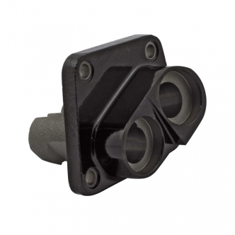 DOSS Front Tappet Block in Black Finish For 1966-Early 1981, 1983-1984 B.T. Models (ARM094615)