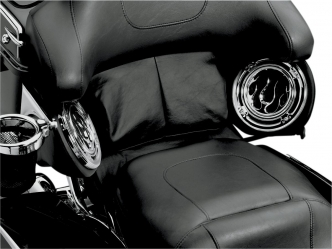 Kuryakyn Filler Pad For Tour Pak Relocator For Harley Davidson 1997-2013 Touring & Trike In Black (5201)