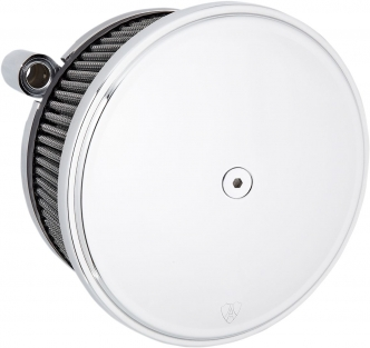 Arlen Ness Air Filter Cover For Big Sucker In Chrome Finish For 1988-2020 Sportster Models (18-783)