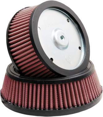 Arlen Ness Replacement Air Filter Big Sucker Stage 1 For 1999-2001 Touring with Magneti Marelli Fuel Inj. (18-097)