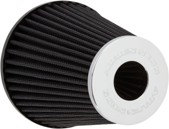 Arlen Ness Replacement Air Filter For Monster Sucker Filter Element in Black Finish (81-110)