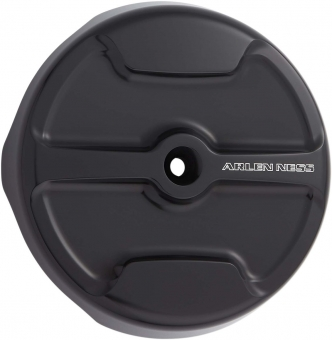 Arlen Ness Air Cleaner Cover In Black Finish For Big Sucker Stage 1 Knuckle Kits (18-769)
