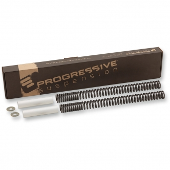 Progressive Suspension Fork Spring Lowering Kit For 16-20 XL883N/L/1200C and 15-16 XL1200V (10-2007)