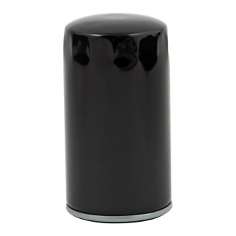DOSS Magnetic Spin-On Oil Filter in Black Finish For 1991-1998 Dyna Glide Models (ARM635805)
