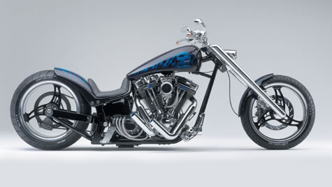 Custom Bike Gallery